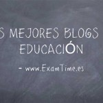 lista de los mejores blogs de educacion - examtime