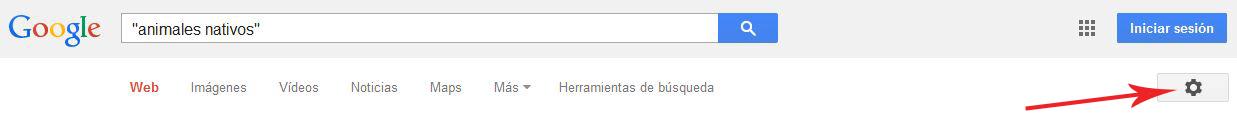 Búsqueda Avanzada - Google Educativo