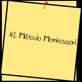 Estrategias - Método Montessori