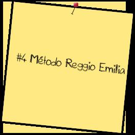 Estrategias de Enseñanza - Método Reggio Emilia