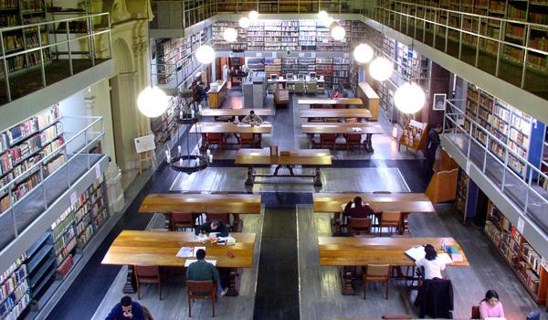 El diseño Morgue con tiempo  10 Razones para Estudiar en la Universidad Nacional de Córdoba