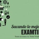 Tests en Línea vs Tests Tradicionales